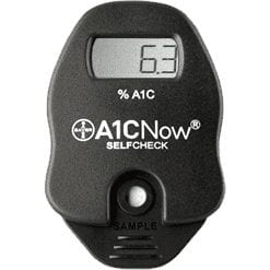 Bayer A1C Now Self-Check System