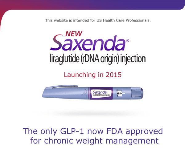 Saxenda Headed to the Weight Loss Market